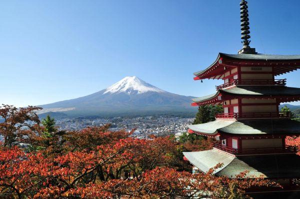 Vé máy bay đi Nhật Bản giá cực rẻ chỉ từ 285 USD