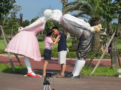 Hòn đảo tình yêu Jeju